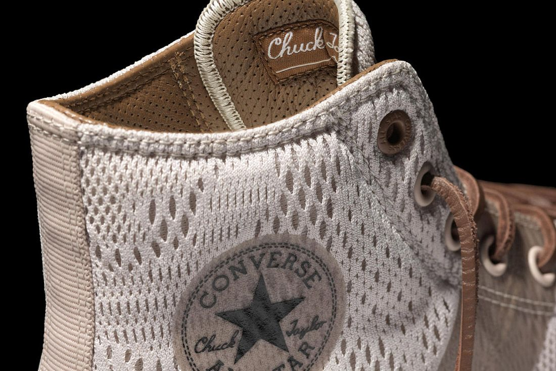 Converse Chuck Taylor All Star Ii Engineered Mesh White 2