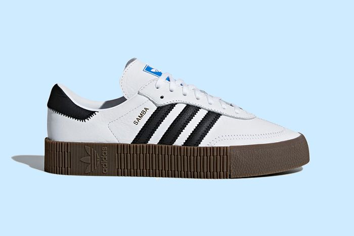 Adidas Sambarose White 1