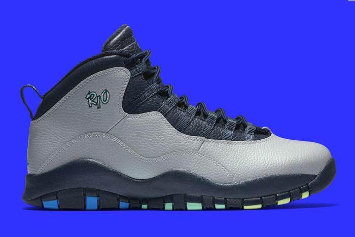 Air Jordan 10 Rio 3