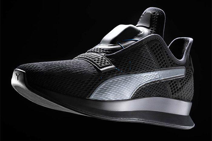 Puma Fit Intelligence Self Lacing Shoe 10