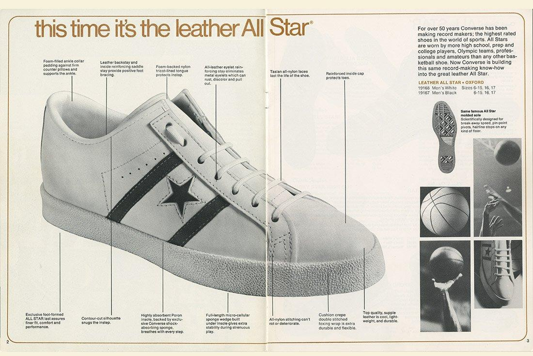 History Of Converse One Star Advertisement 10