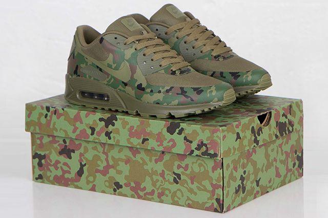 Nike Air Max 90 Sp Japan Camouflage 4