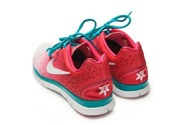 Nike Free Tr Fit 3 Nagoya Womens Marathon Heel 1