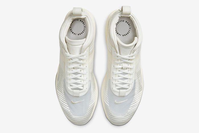 John Elliott Nike Le Bron Icon Summit White Top