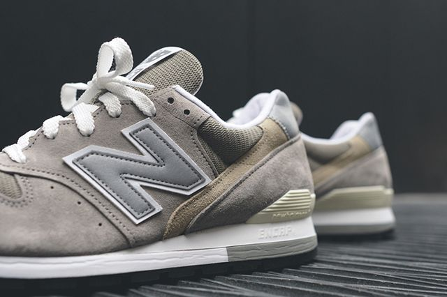 New Balance 996 Grey 3