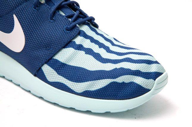 Nike Roshe Run Blue Seafoam Toe 1