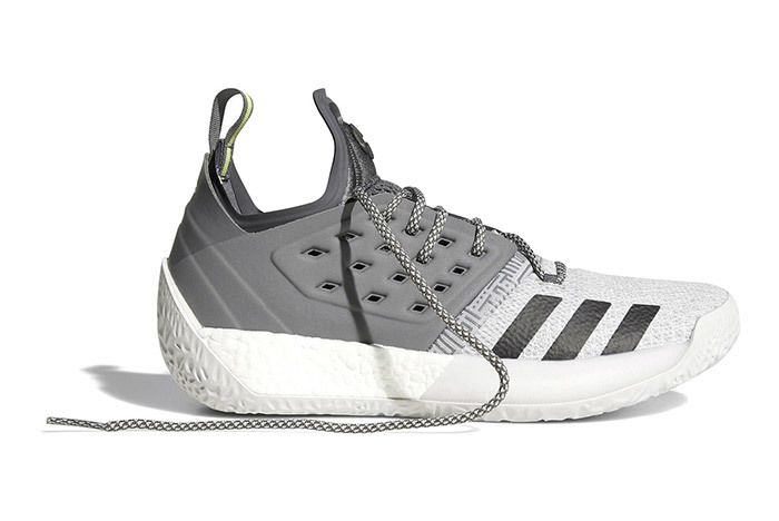 Adidas Harden Vol 2 Traffic Jam Concrete Sneaker Freaker 2