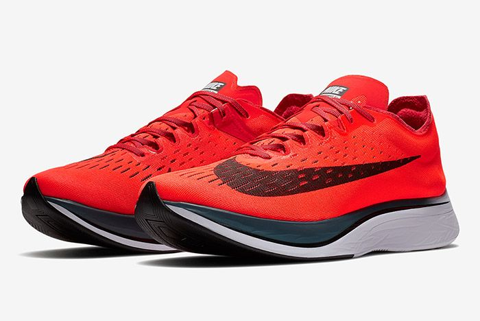 Nike Zoom Vaporfly Fastest Running Shoe Small