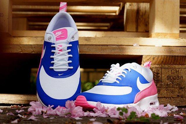Nike Air Max Thea Game Royal Pink Glow 2