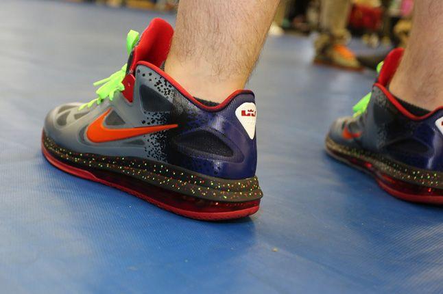 Sneaker Con Charlotte Nike Bball 1
