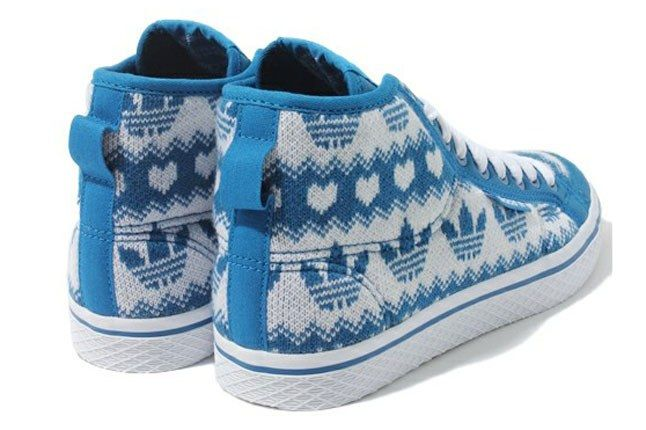 Adidas Knit Sneaker 1