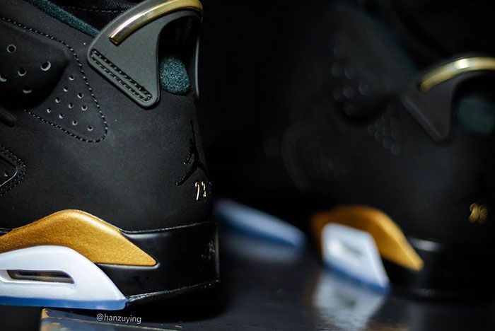 Air Jordan 6 Dmp On Foot 7