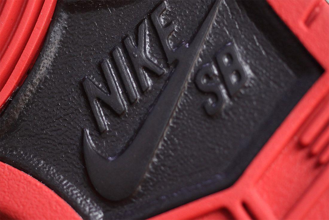 Nike Dunk Low Sb Black Pigeon13