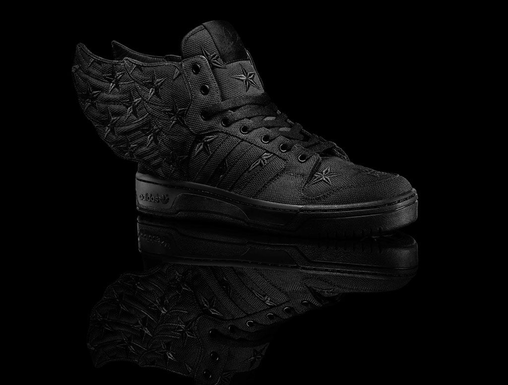 Asap Rocky Jeremy Scott Adidas Originals Js Wings 2 Black Flag Official 04