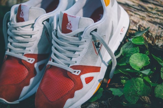 Highs And Lows Le Coq Sportif Swan Pack 171