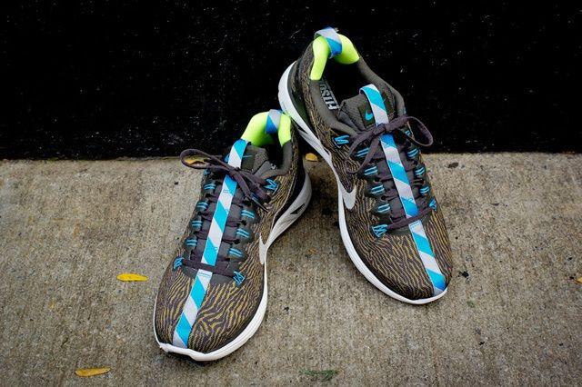 Nike Lunarglide 5 Ext Prm Parachute Gold 1