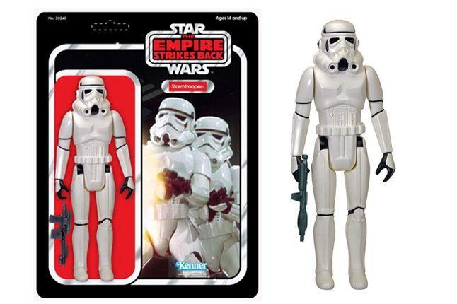 Star Wars Storm Trooper Kenner 1 2