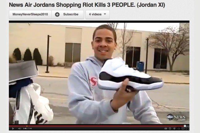 Jordan 11 Riot 1