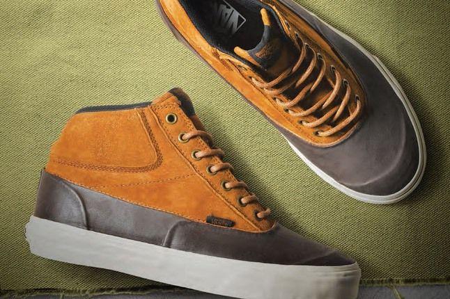 Vans Switchback Outdoor Brown Dark Brown Hero Shot Classics Holiday 2012 1
