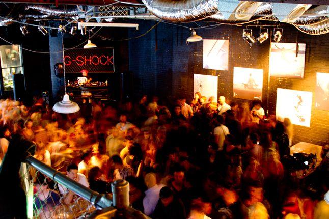 G Shock Sydney Party 11 2