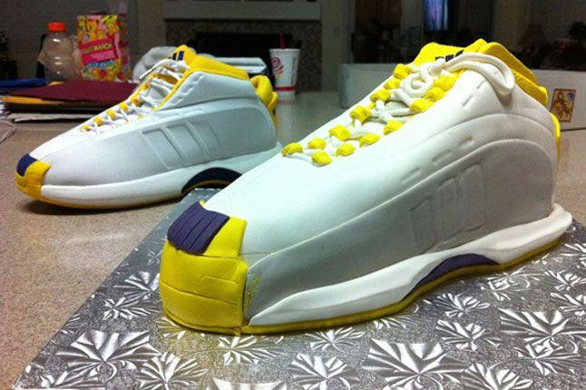 Sneaker Freaker Sneaker Cakes Adidas The Kobe 01 1