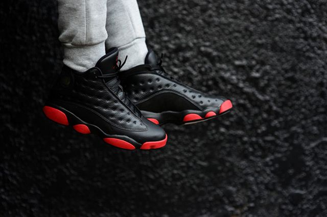 Air Jordan 13 Leather Bred 2