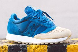 Anteater X Saucony Jazz Sea Sand Dp