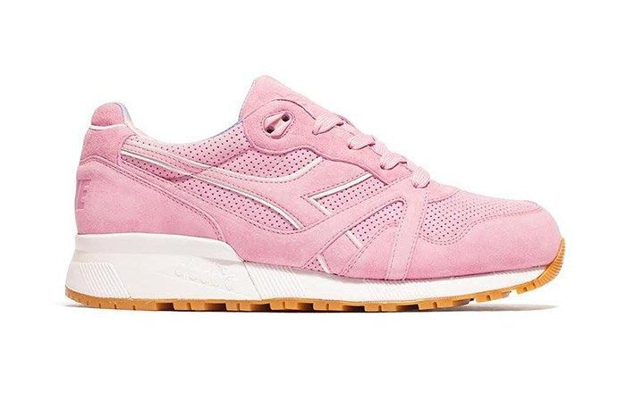 La Mjc Diadora N9000 All Gone 2014 Pink 1