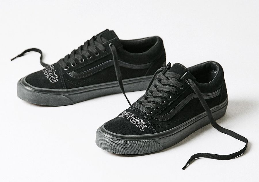 NEIGHBORHOOD Mister Cartoon Vans Old Skool Angled