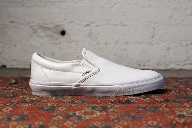Vans Vault All White Basics Pack 4