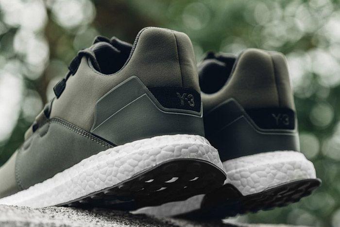 Adidas Y3 Kozoko Low Black Olive 2