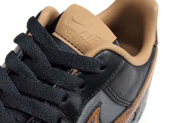 Nike Lunar Force 1 City Collection Milano Tongue Detail 1