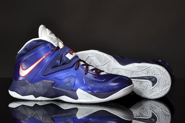 Nike Zoom Soldier Viii Deep Royal 4