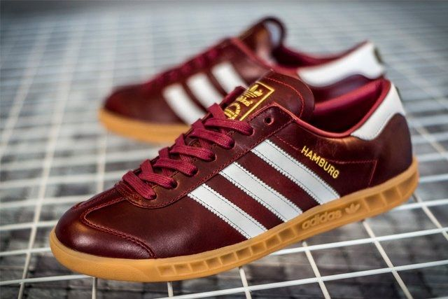 Adidas Hamburg Leather Germany 7