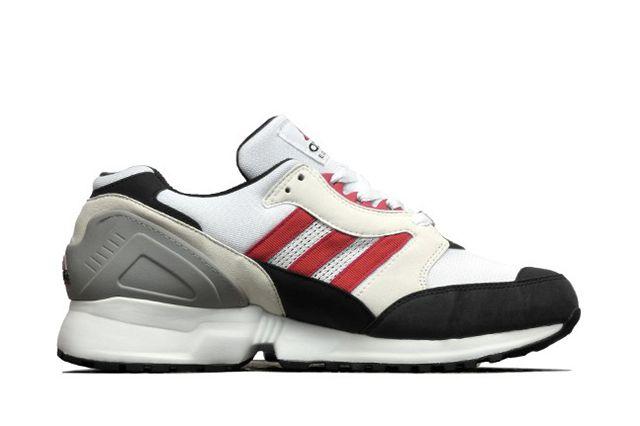 Adidas Eqt Running Cushion 91 Collegiate Red 1