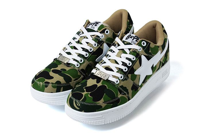 A Bathing Ape Abc Camo Bape Sta 1
