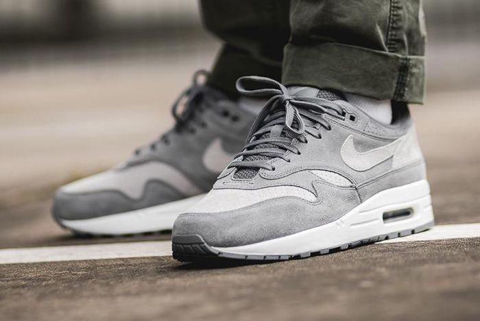 Nike Air Max 1 Grey 2