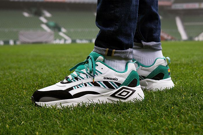 Werder Bremen X Umbro Neptune Collaboration Hero 6