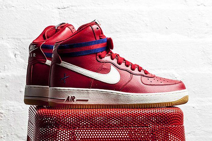 Deubré Nike Air Force 1 8