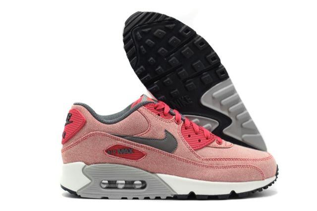 Nike Air Max 90 Red Denim 3