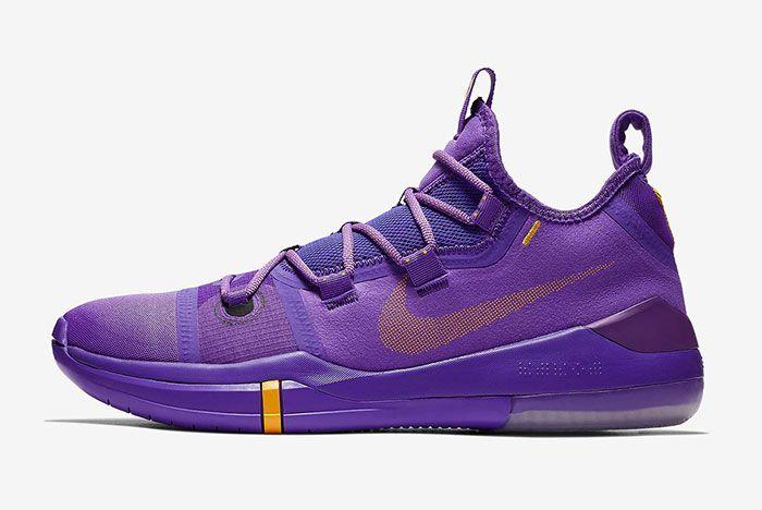 Nike Kobe Ad Lakers Purple Ar5515 500 4
