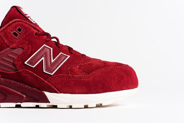 New Balance Mrt580 Red3