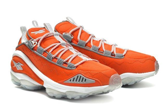 Reebok Dmx10 Run Orange Hero 1