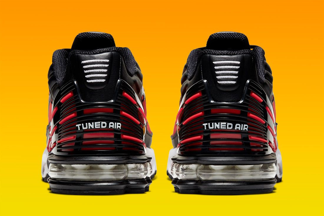 Nike Air Max Plus 3 Tiger Heel