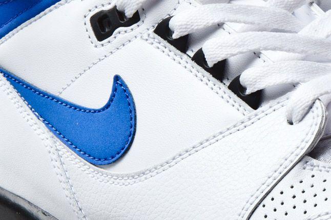 Nike Air Revolution Wht Blue 2 Det 1
