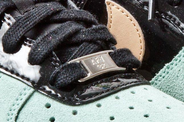Nike Air Force 1 07 Womens Tan Mint Black Det 1 1