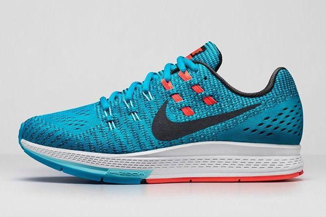 Nike Zoom Air Structure 19 Blue Lagoon Crimson 6