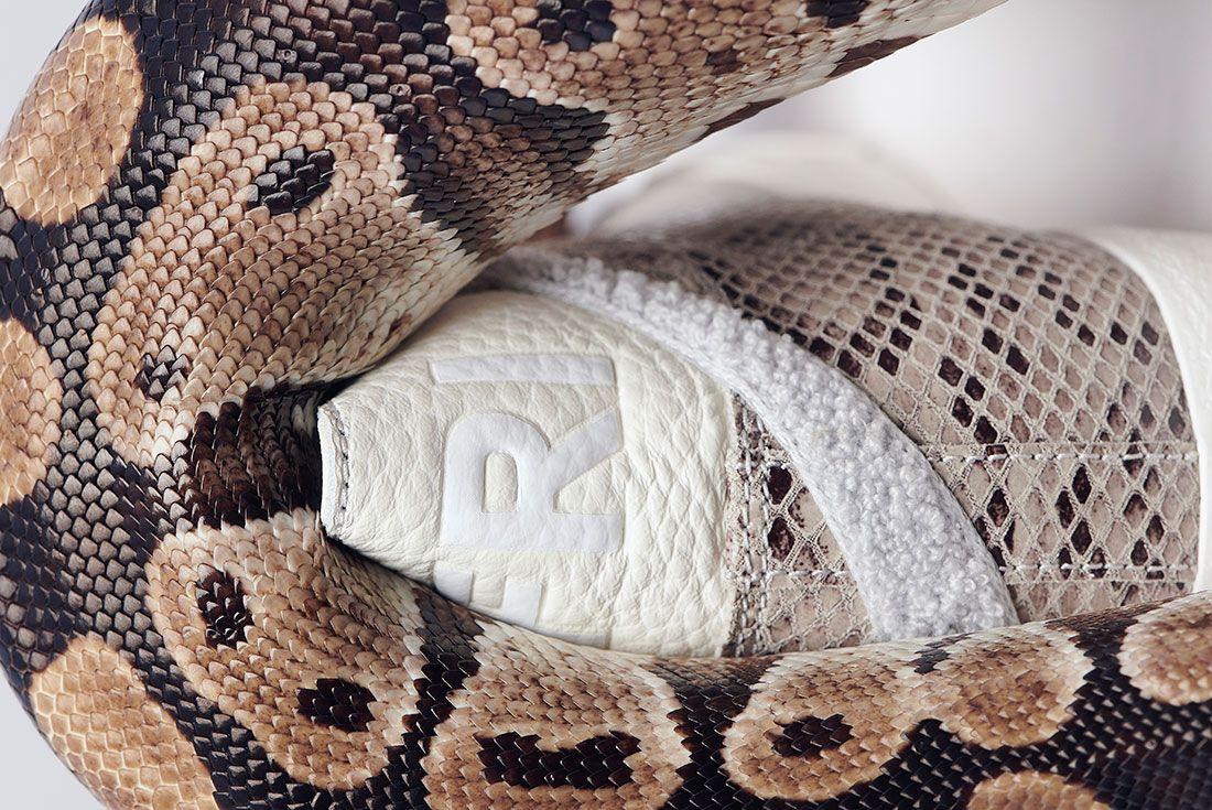 Soulland Nike Sb Blazer Snake Snakeskin Left