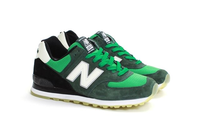 Concepts New Balance 574 Northern Lights Green 1