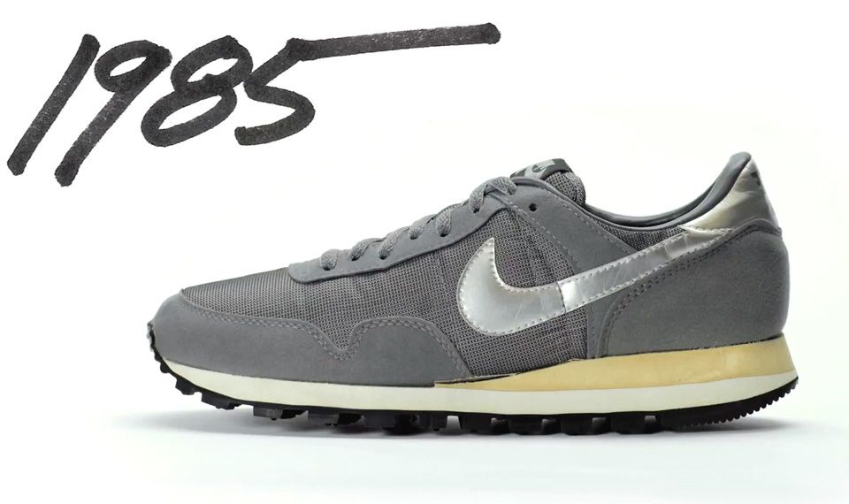 Nike Pegasus 1985